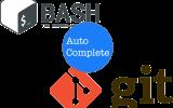 GIT and Bash Logos